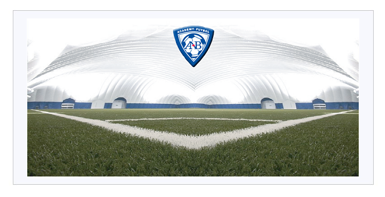 field turf futbol pitch